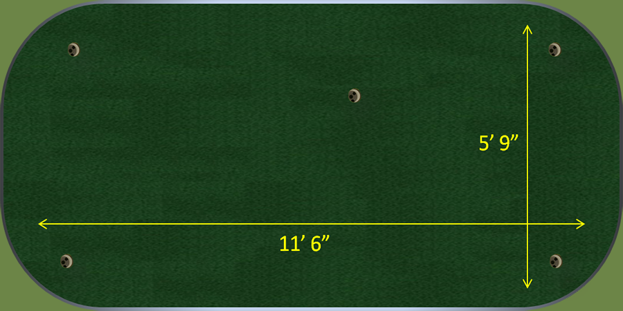 Simple Indoor Putting Drills