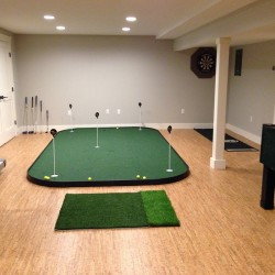 Golf Shop Putting Green