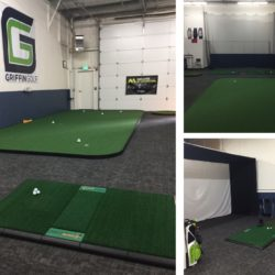 Indoor Golf Teaching Studio