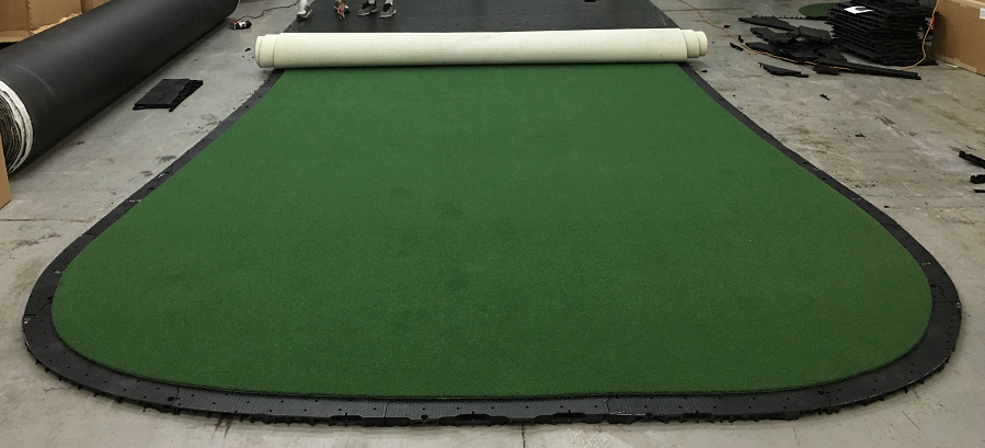 Do It Yourself Putting Greens | Custom Putting Greens