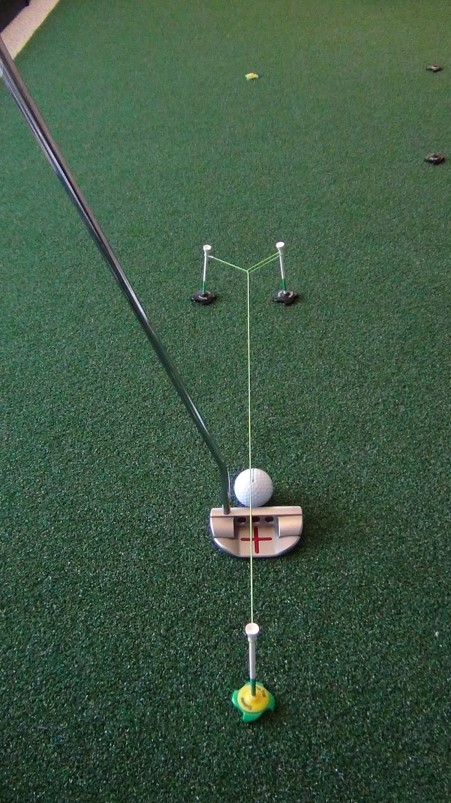 Build Your Own Golf Cart Kit >> Putting Drills Galore Kit | Pro Putt Systems