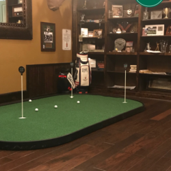 Money Putt Indoor Green