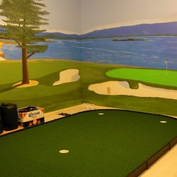 MOney Putt alternative hole