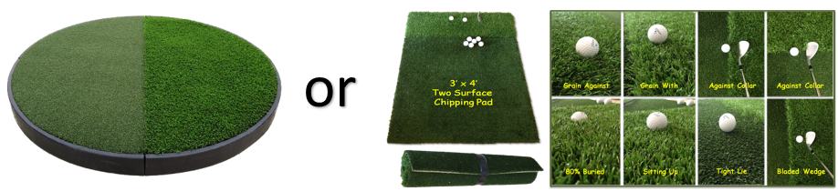 indoor chipping greens