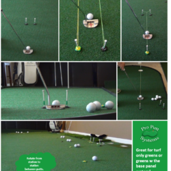 Tools for Putting Drills