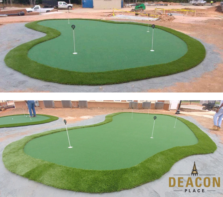 DIY Putting Green Kits