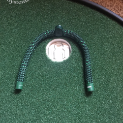 Robo Cup on Pro Putt SYstems Green