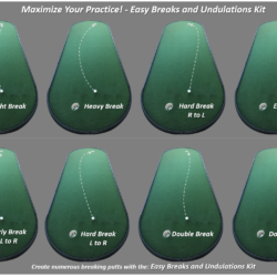 Easy Breaks and Undulation Kit